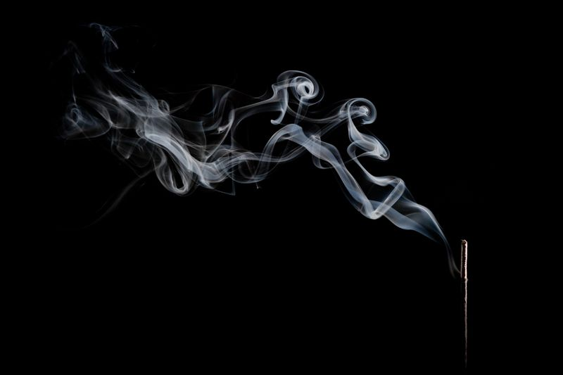 Photo of Smoking Stick