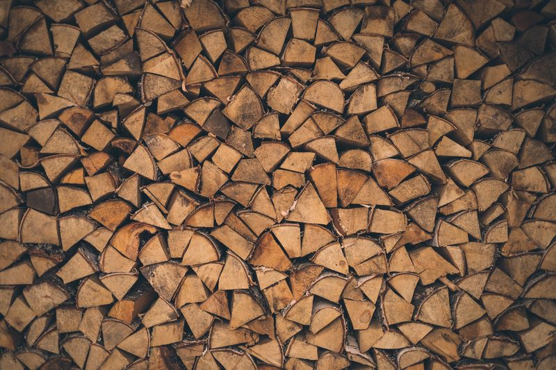 Photo of Stacked Wood