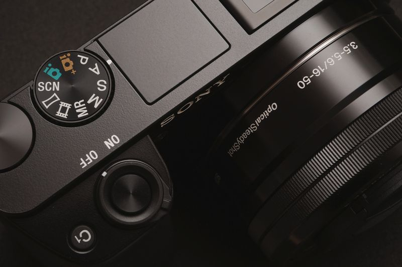 Photo of Digital Camera