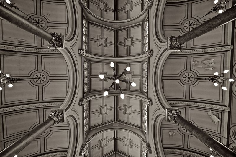 Photo of Church Ceiling