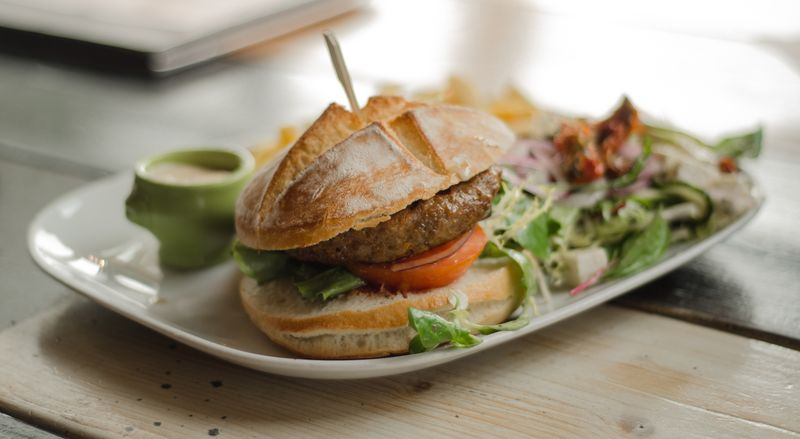 Photo of Burger Dish