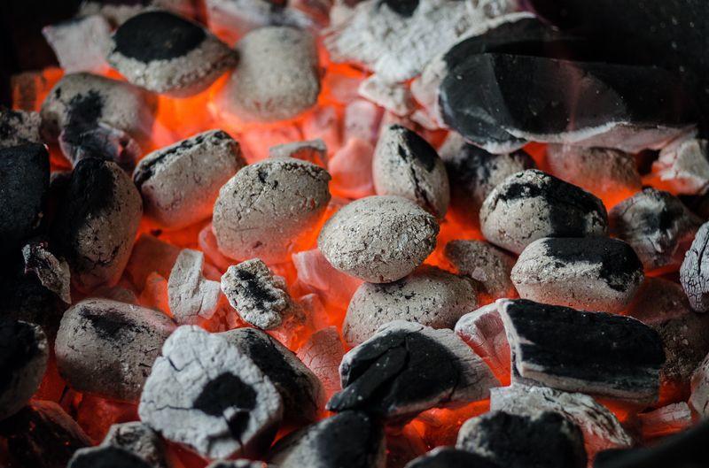 Photo of Hot Coals