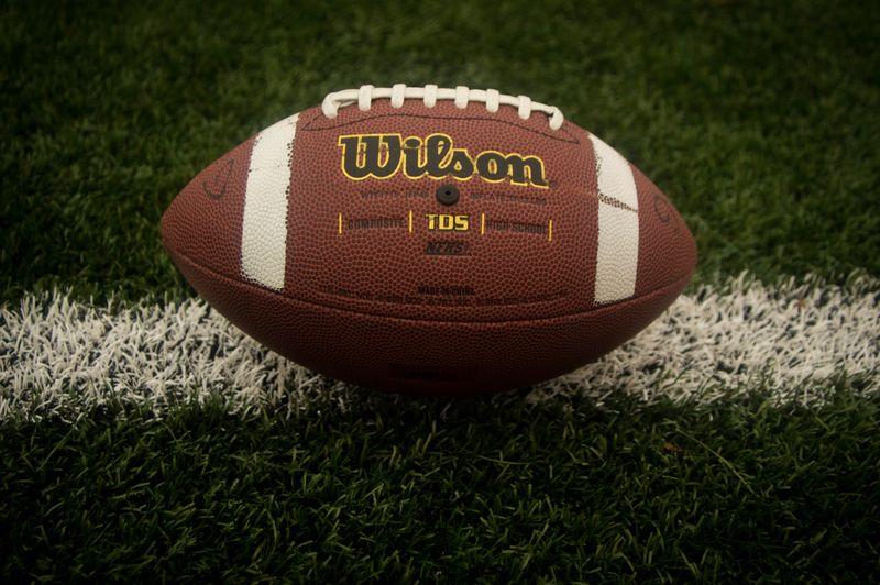 Photo of Football on Field