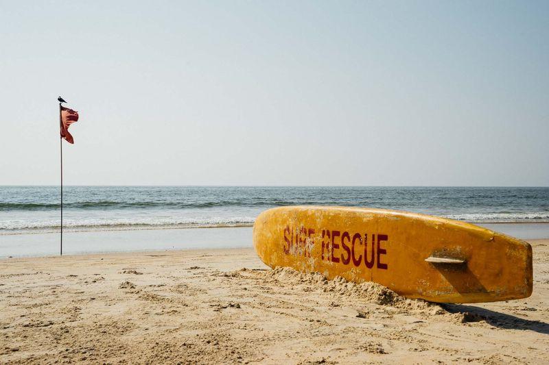 Photo of Surfboard on Beach