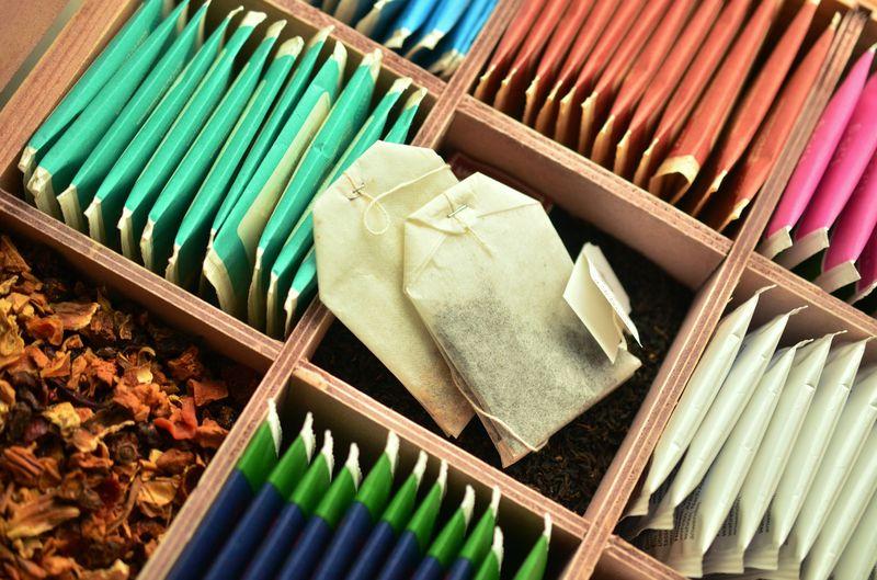 Photo of Assorted Teas