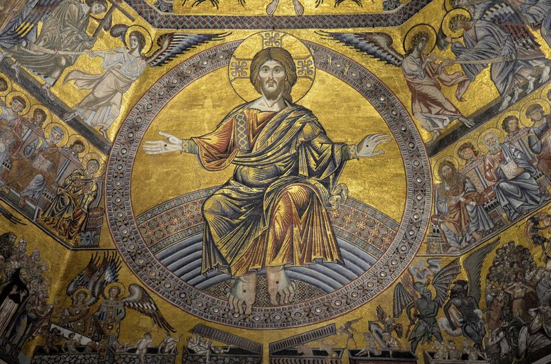 Photo of Religious Mosaic