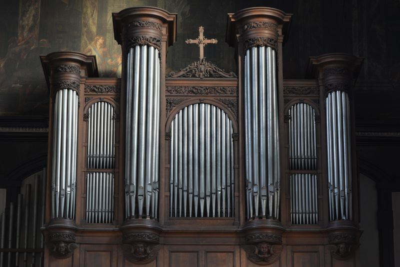 Photo of Pipe Organ