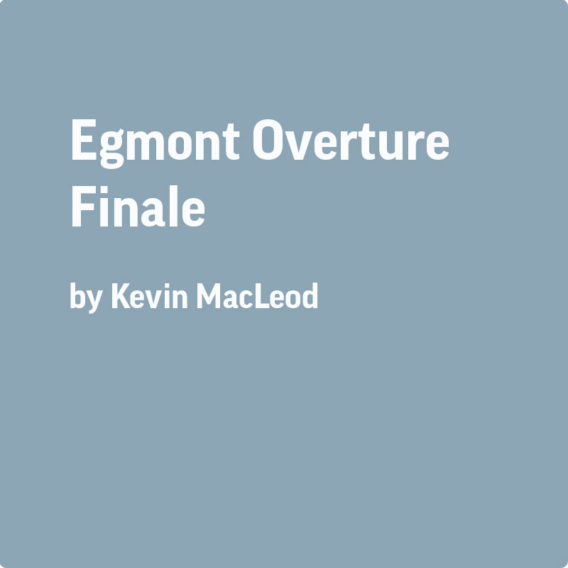 Egmont Overture Finale