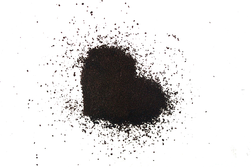 Photo of Heart Made of Coffee