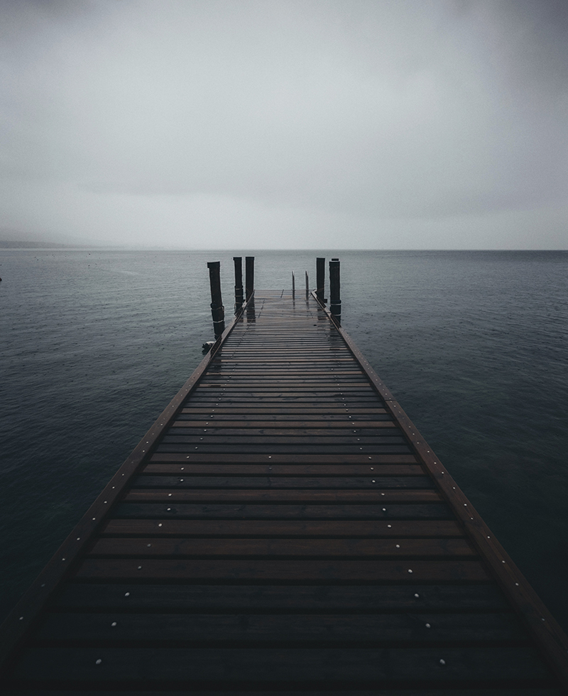 Photo of Dock on Ocean