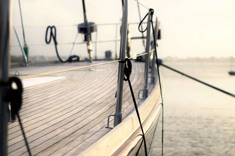 Photo of Bow of a Boat