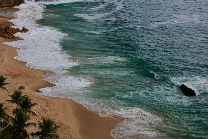 Photo of Ocean Shore