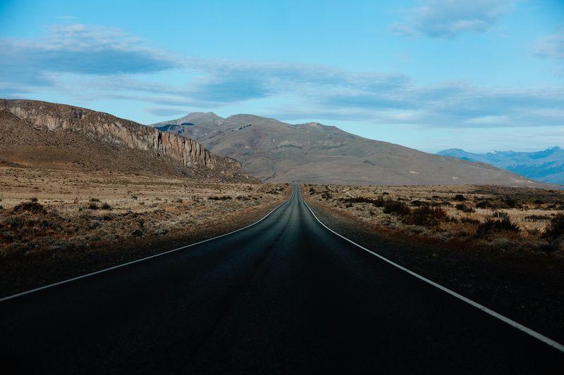 Photo of Highway in Wilderness