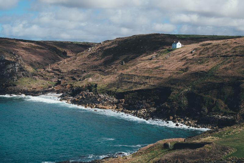 Photo of House on Coastal Hills