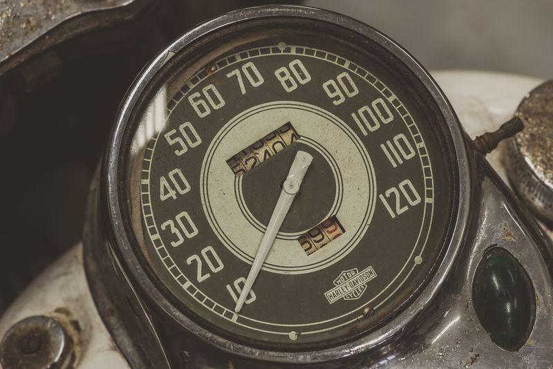 Photo of Spedometer
