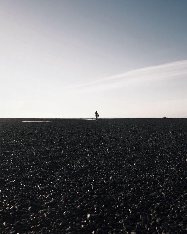 Photo of Man Walking