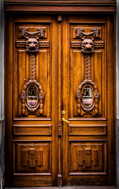 Photo of Wooden Doors