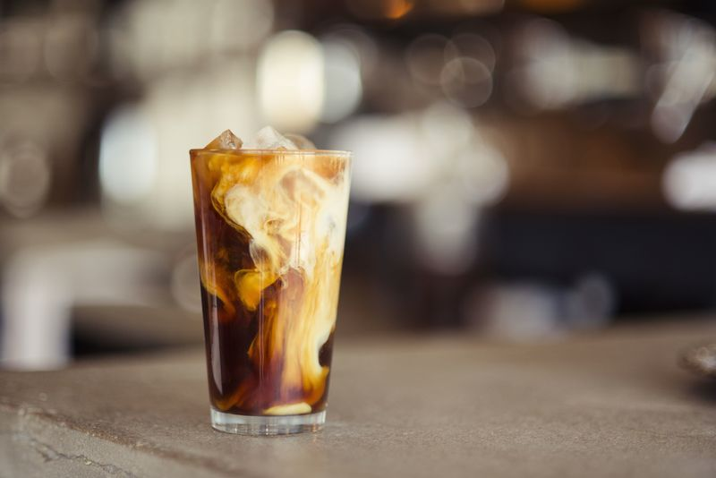 Photo of Mixed Coffee Drink