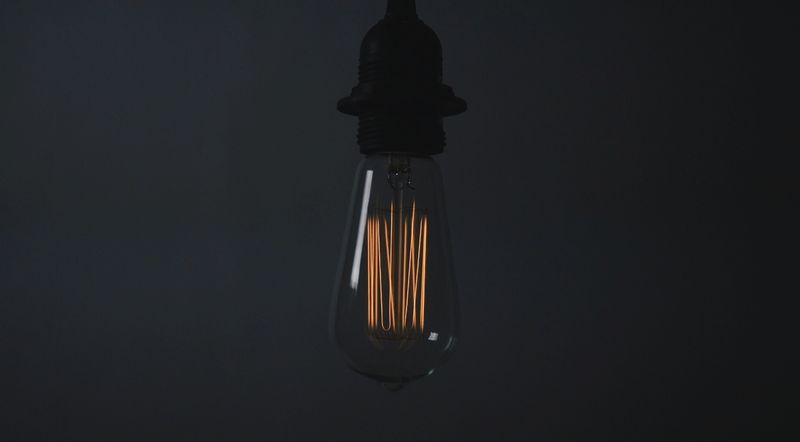 Photo of Edison Bulb
