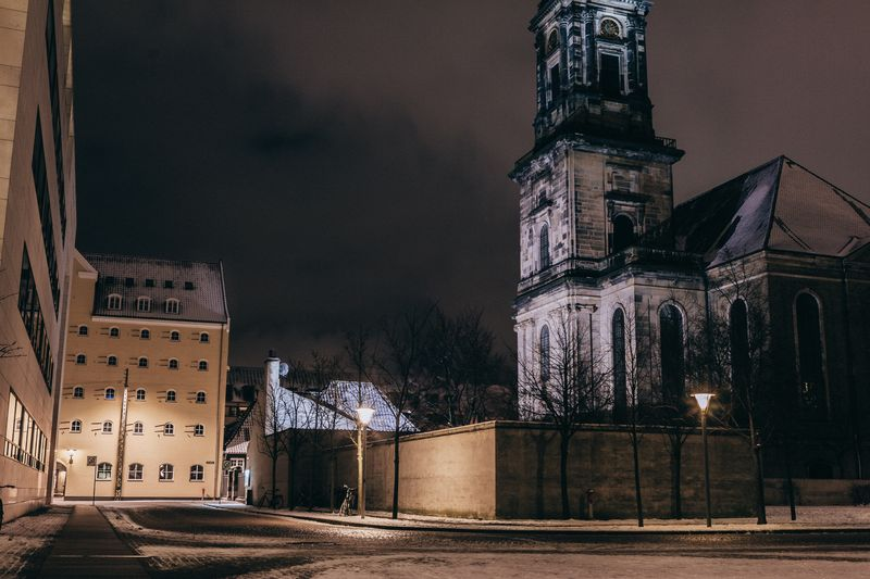 Photo of Copenhagen Church Building