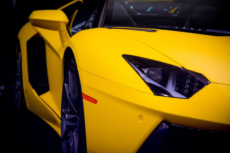 Photo of Lamborghini Yellow
