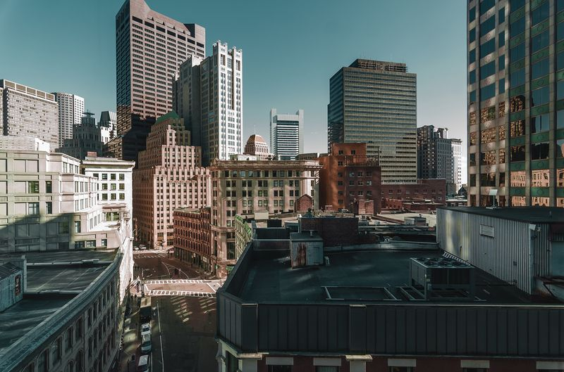 Photo of Downtown Boston