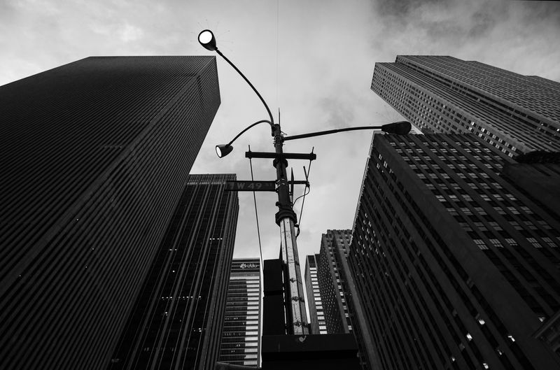 Photo of Manhattan Buildings